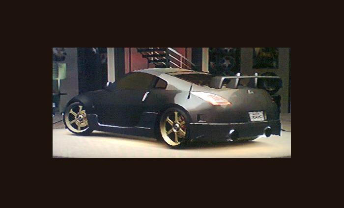 Ma Nissan 350Z 13052710510812672611234441