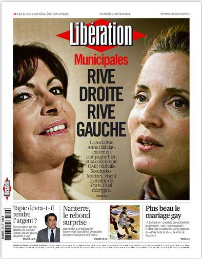 Libération Mercredi 29 Mai 2013