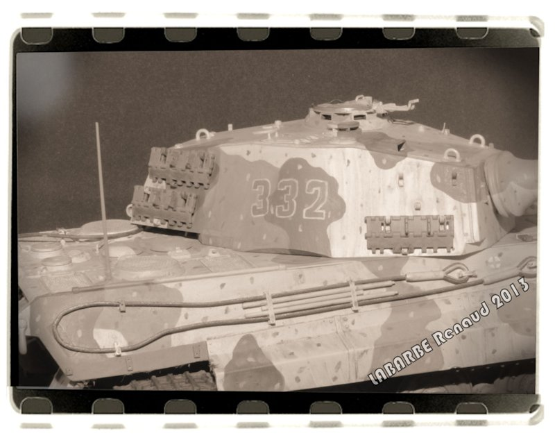 Tigre II 1/35 TAMYIA 13052812535114106611237743