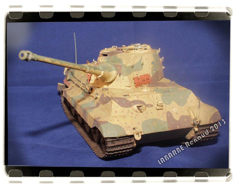 Tigre II 1/35 TAMYIA 13052812535114106611237745
