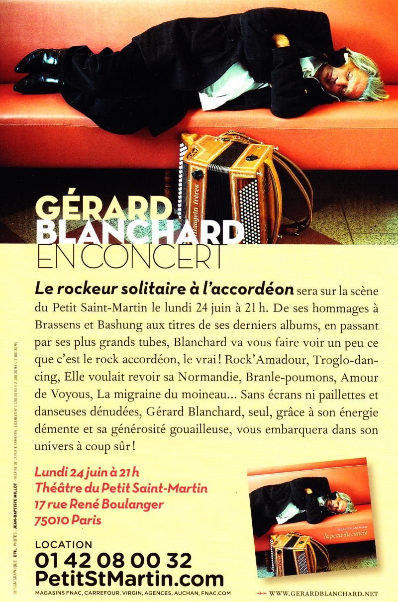 """Les concerts et nouveaux albums de 2013 (par """"FG"""") 13052910293615789311243760"""
