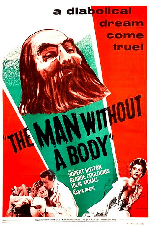 THE MAN WITHOUT A BODY (1957) dans Cinéma bis 13053008050815263611244238