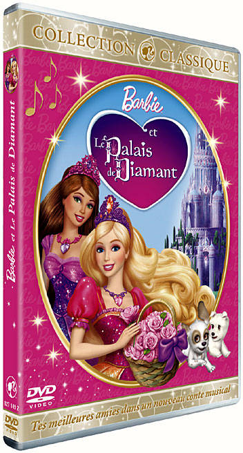 Telecharger Barbie et le Palais de Diamant [FRENCH-DVDRIP]