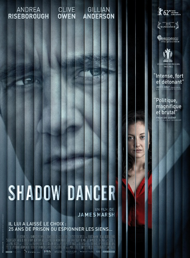 Shadow Dancer |FRENCH| [DVDRiP]