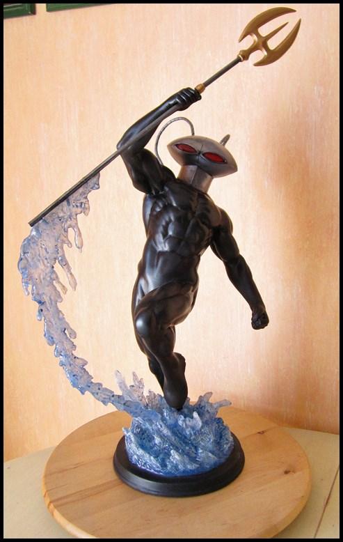 Black Manta statue 1/4 13060202280616083611253795