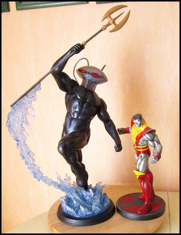 Black Manta statue 1/4 13060202280616083611253802