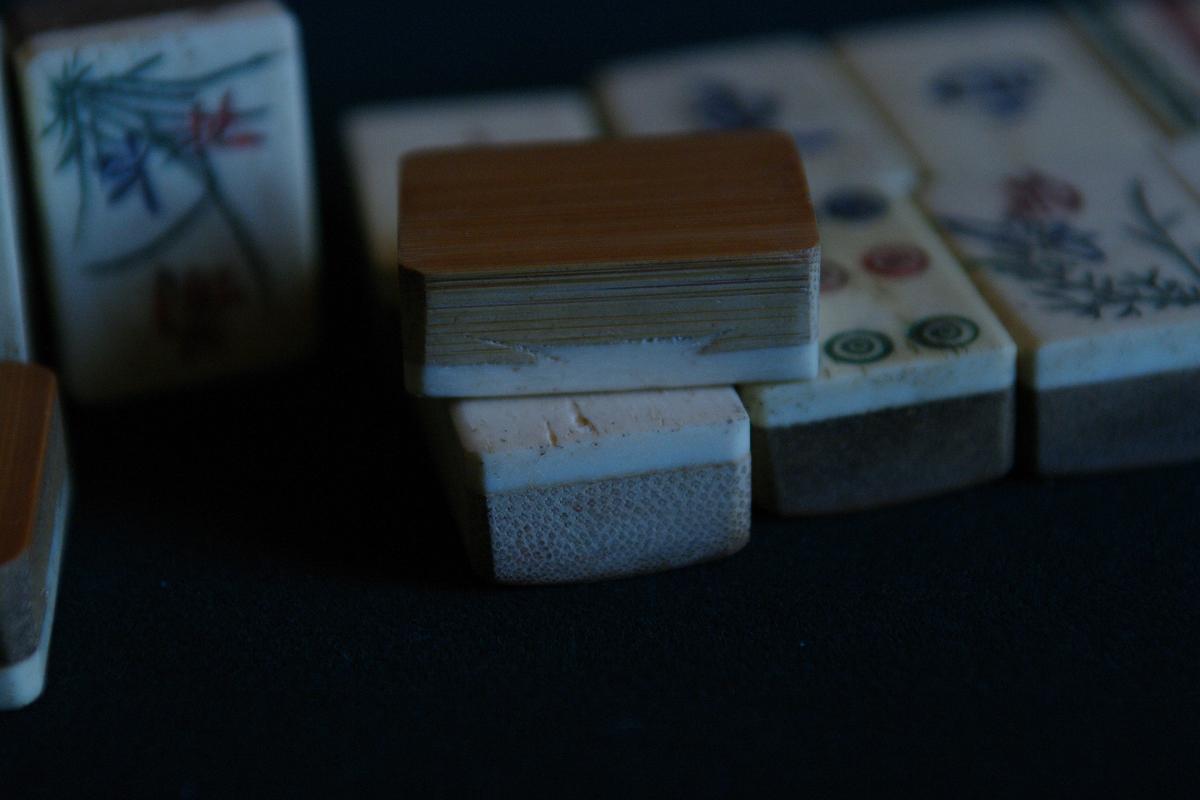 Mahjongs vintage/précieux/autre particularité 1306030347447377111257828