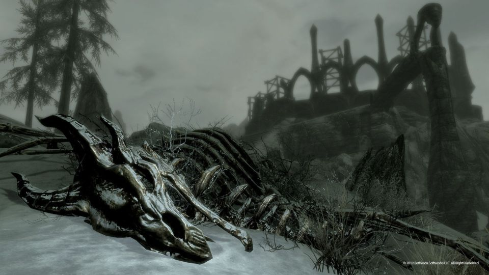 The Elder Scrolls V: Skyrim Legendary Edition Image