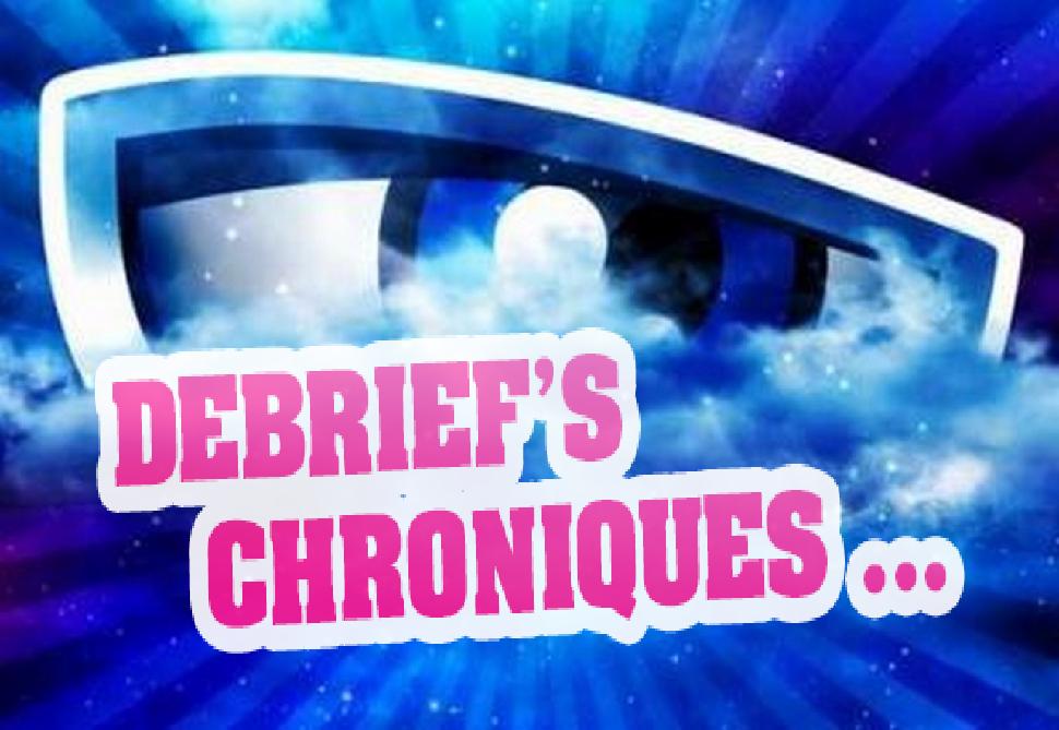 chroniques et debrieff secret story 8