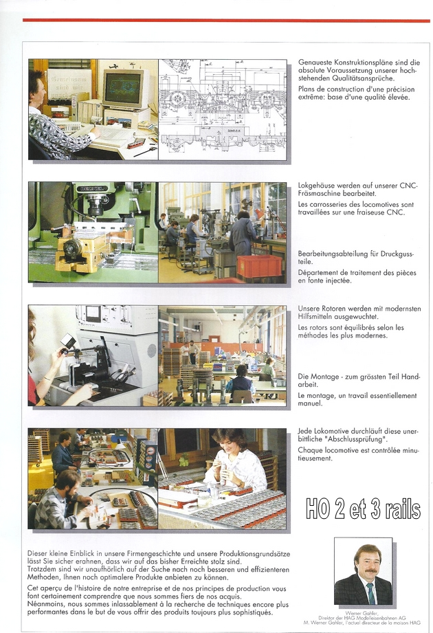 HAG Catalogue 1992 (33 pages) 1306090333158789711273971