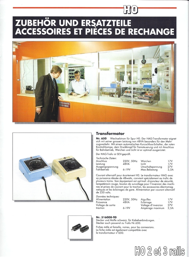 HAG Catalogue 1992 (33 pages) 1306090337148789711273994