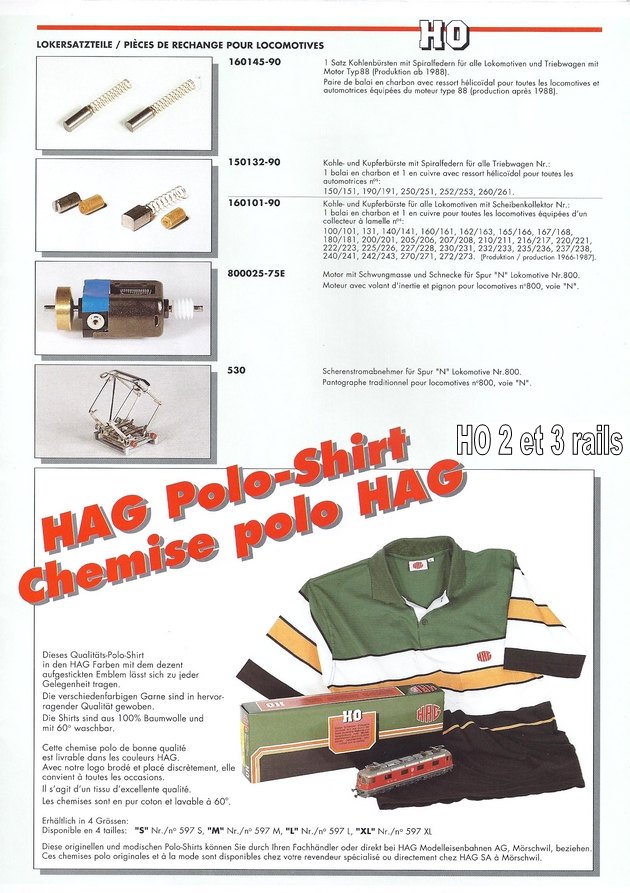 HAG Catalogue 1992 (33 pages) 1306090338408789711274002