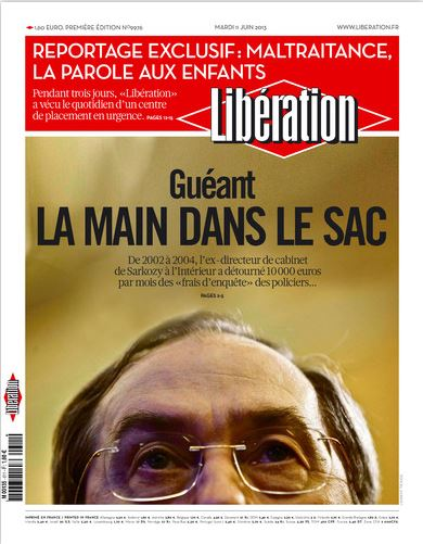 Libération Mardi 11 juin 2013