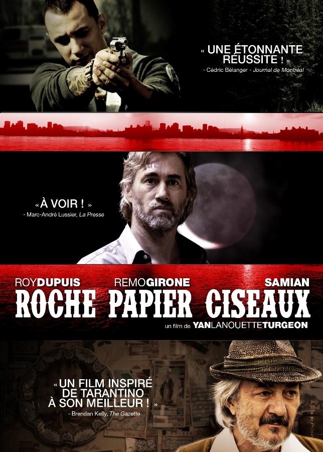 Roche Papier Ciseaux ddl