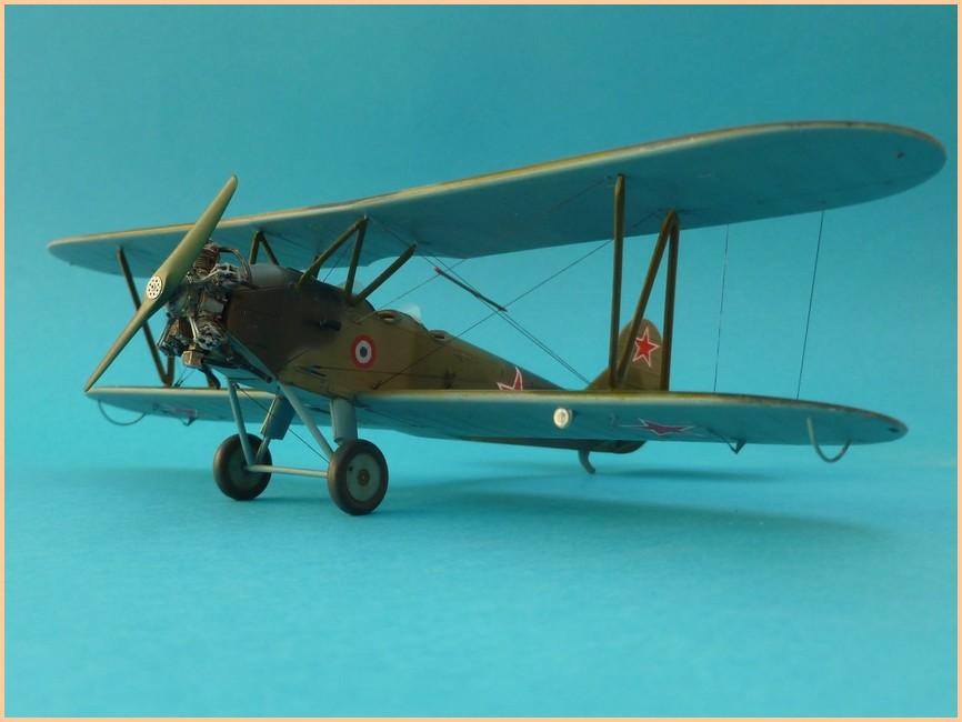Eduard 1/48: U-2 de Pange GC3 Normandie 1944 13061210222014768311287638