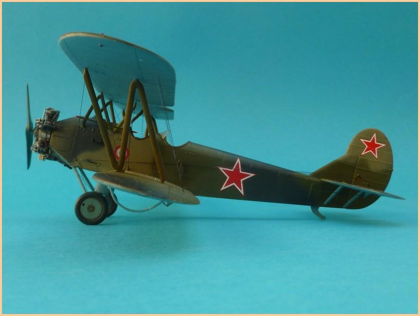 Eduard 1/48: U-2 de Pange GC3 Normandie 1944 13061210222014768311287641