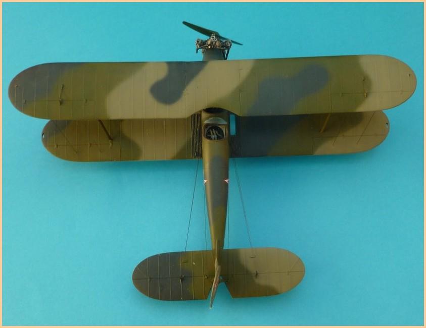 Eduard 1/48: U-2 de Pange GC3 Normandie 1944 13061210222014768311287642