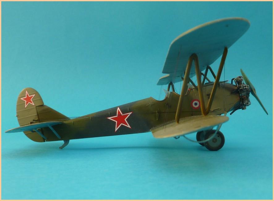 Eduard 1/48: U-2 de Pange GC3 Normandie 1944 13061210222114768311287643