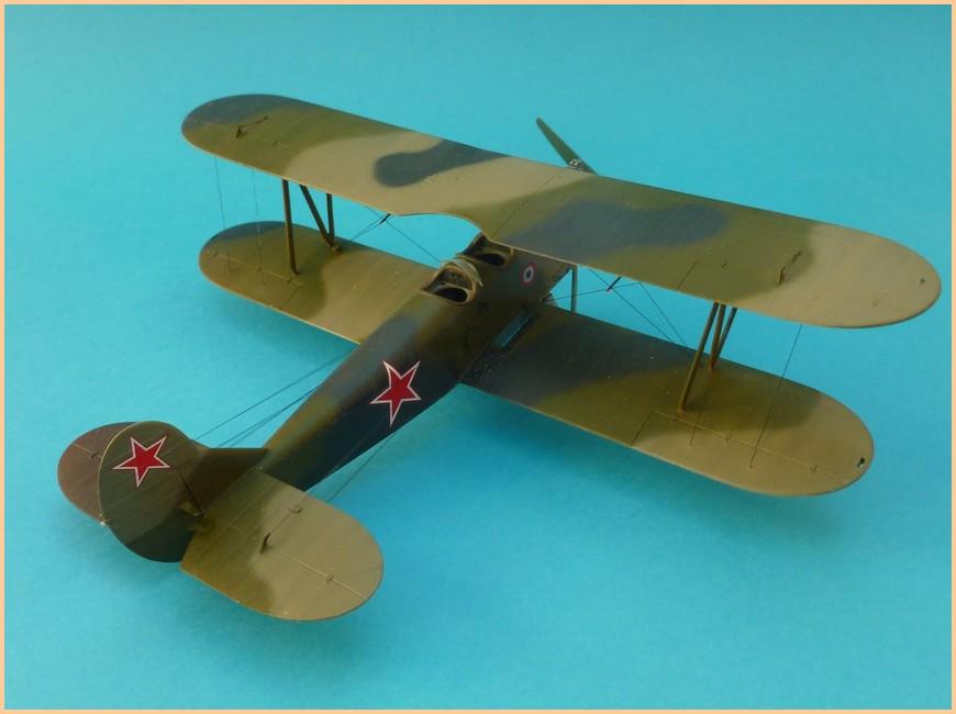 Eduard 1/48: U-2 de Pange GC3 Normandie 1944 13061210222114768311287645