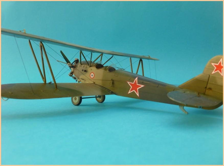 Eduard 1/48: U-2 de Pange GC3 Normandie 1944 13061210222114768311287646