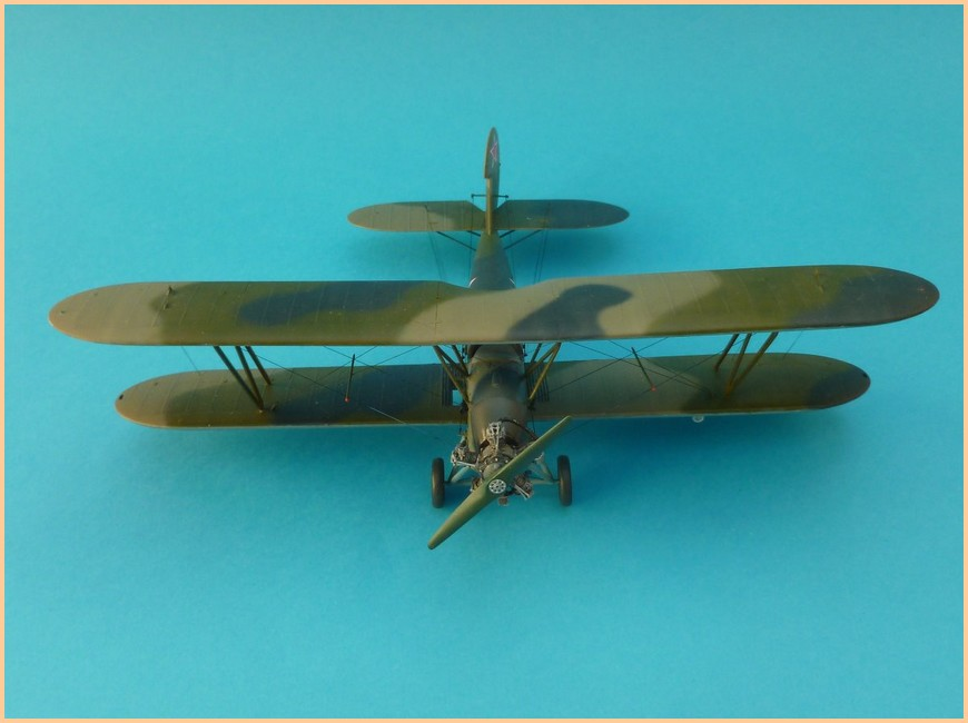 Eduard 1/48: U-2 de Pange GC3 Normandie 1944 13061210222114768311287648