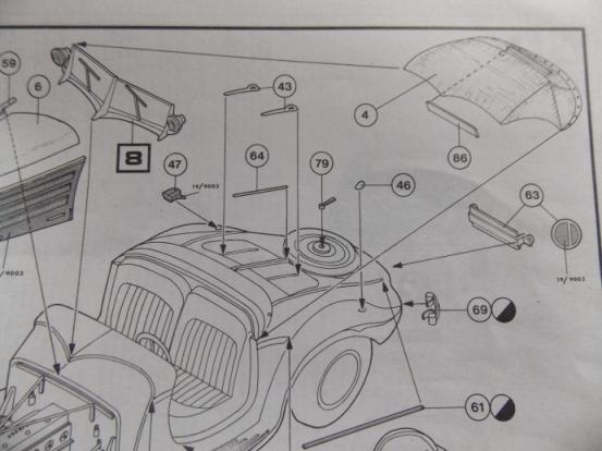 [Quentin] [Mercedes 500 K Special Roadster] [échelle 1/24] 13061212351716079111285411