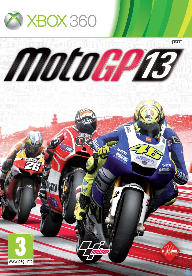 Poster for MotoGP 13