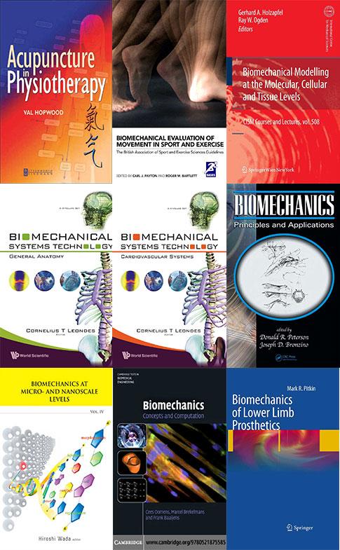 Médecine : 19e partie - Biomécanique -Physiothérapie