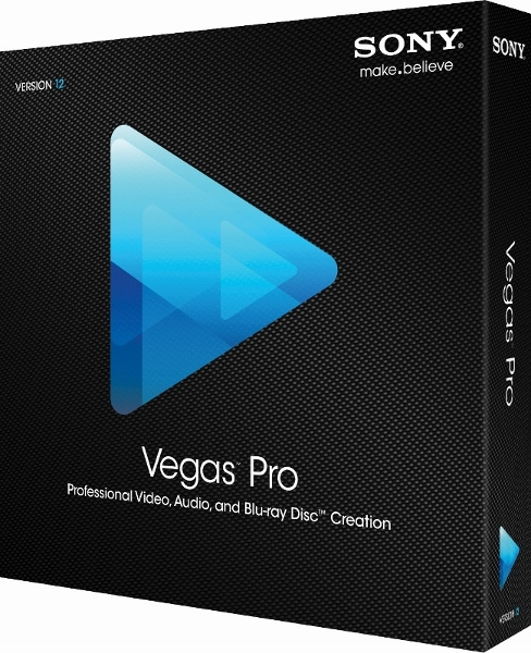 Sony Vegas Pro 12.0 (build 726) [FR] [Multi]