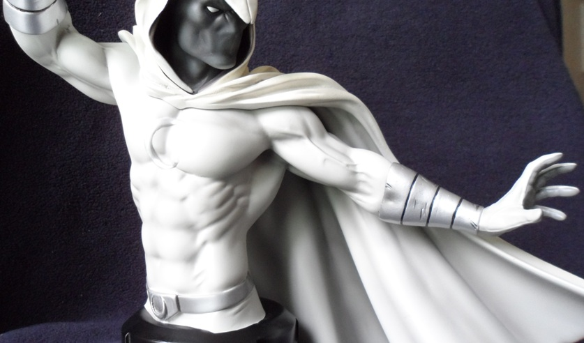 MOONKNIGHT MINI BUST GENTLE GIANT 130620040422732011310119