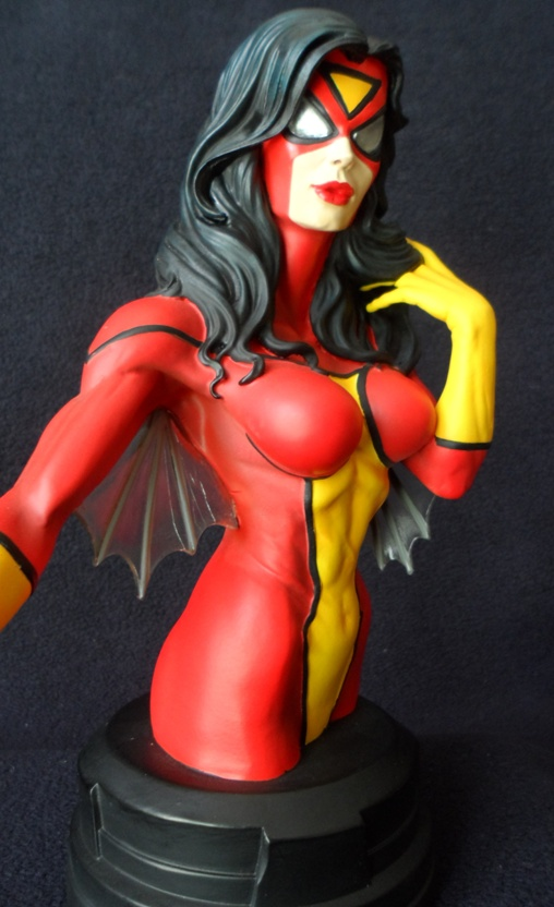 SPIDER-WOMAN MINI BUST GENTLE GIANT 130620040439732011310130