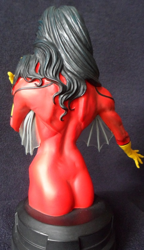 SPIDER-WOMAN MINI BUST GENTLE GIANT 130620040443732011310133