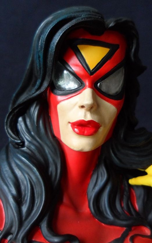 SPIDER-WOMAN MINI BUST GENTLE GIANT 130620040447732011310135