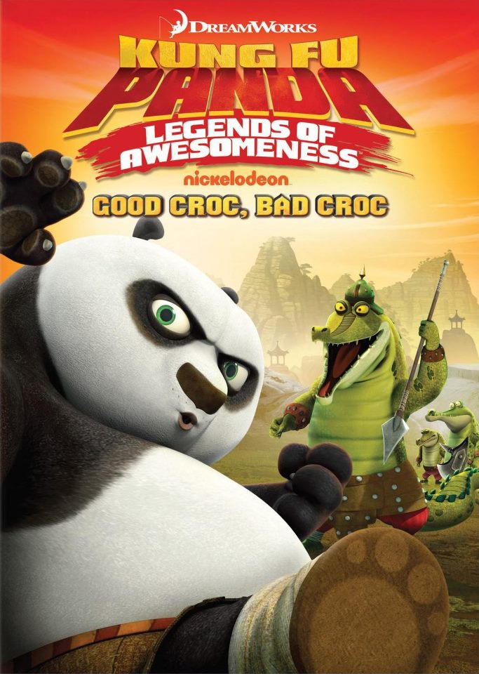 Kung Fu Panda : L'incroyable légende : Un sacré coco de croco [ Streaming]