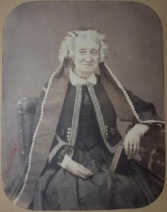 Petit portrait - Pierre Petit Portrait c1859 papier salé (3)