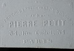 Petit portrait - Pierre Petit Portrait c1859 papier salé (6)