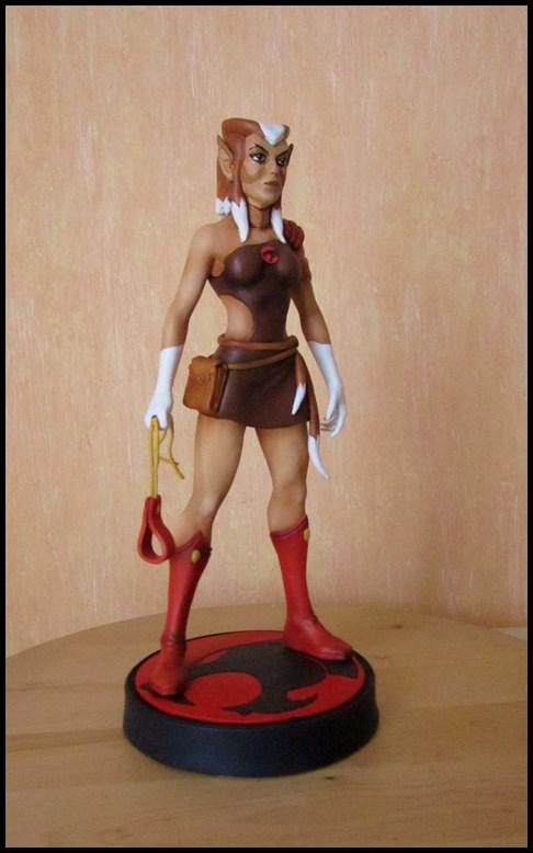 Thundercats Pumyra statue  13062107353616083611314194