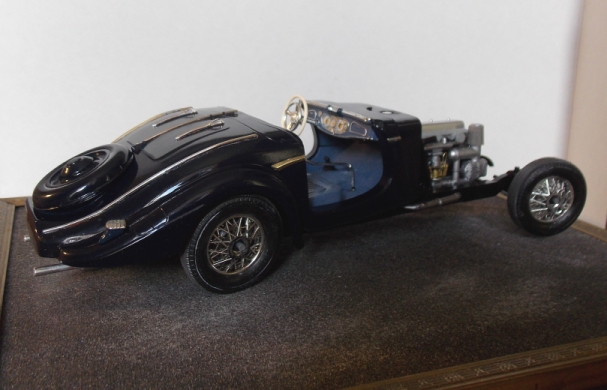 [Quentin] [Mercedes 500 K Special Roadster] [échelle 1/24] - Page 2 13062205155716079111316632