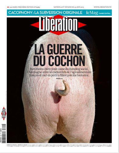 Libération Samedi 22 et dimanche 23 juin 2013