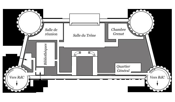 Le château d'Alexandrie 13062306315816241211320143