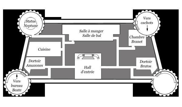Le château d'Alexandrie 13062306315816241211320144
