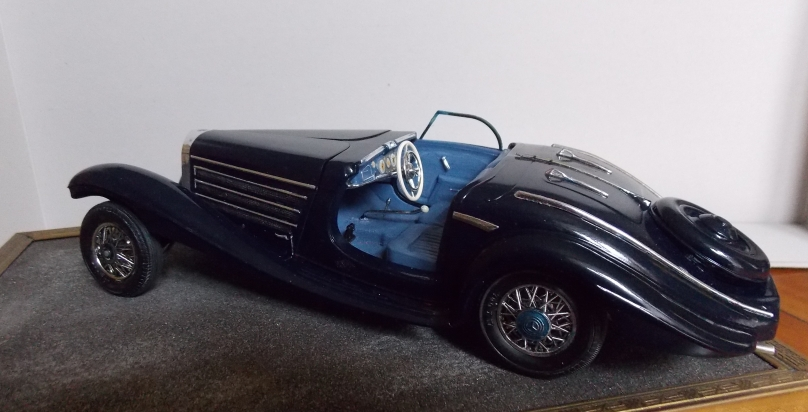 [Quentin] [Mercedes 500 K Special Roadster] [échelle 1/24] - Page 2 13062405460316079111323306