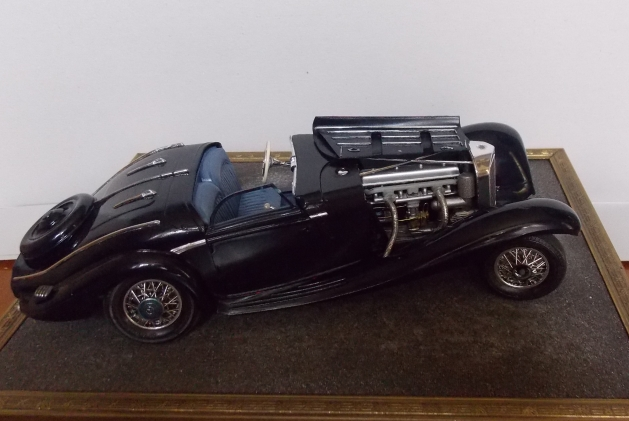 [Quentin] [Mercedes 500 K Special Roadster] [échelle 1/24] - Page 2 13062405460316079111323307