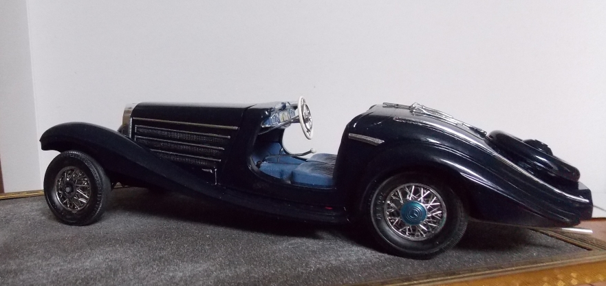 [Quentin] [Mercedes 500 K Special Roadster] [échelle 1/24] - Page 2 13062405460316079111323308