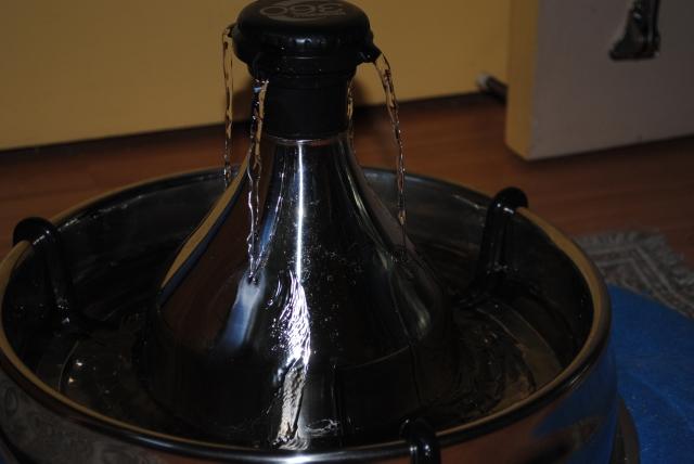 Problème avec la gamelle d'eau 13062612134410814811327512
