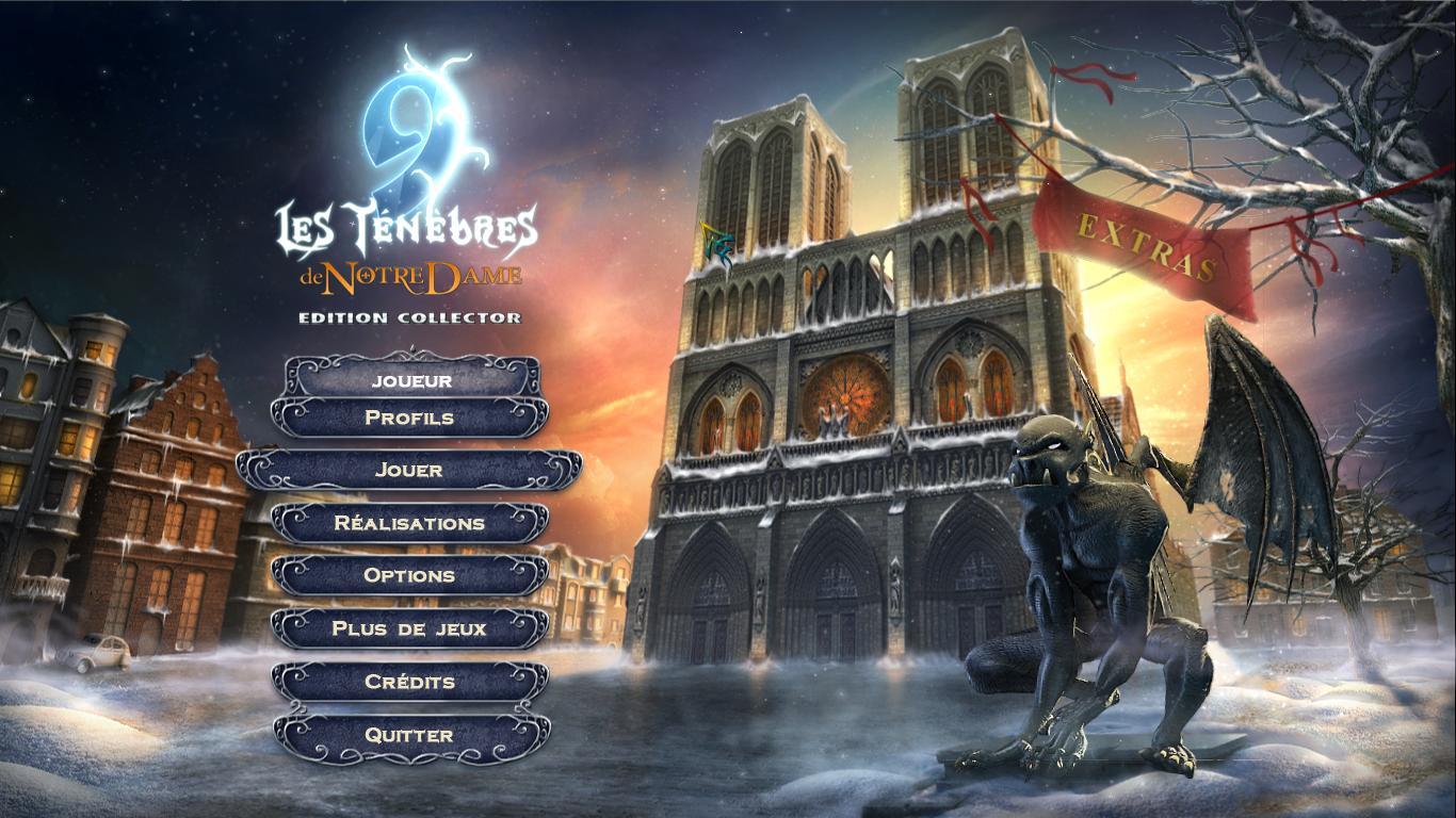 9: Les Ténèbres de Notre-Dame Edition Collector [PC] [MULTI]