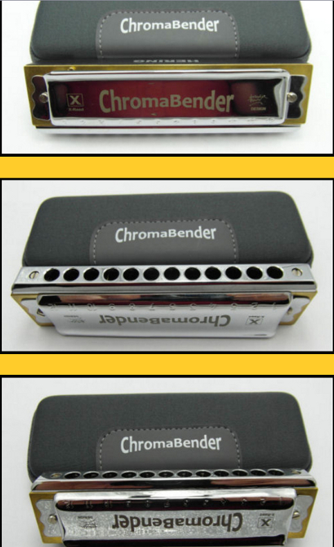 X-Reed ChromaBender. (par Hering). 13062911452710495511336959