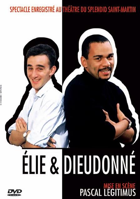 Elie Et Dieudonné Au Theatre Du Splendid