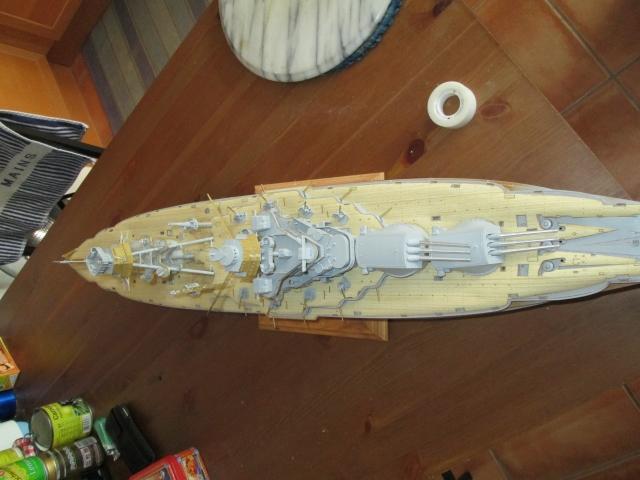 montage du USS ARIZONA AU 1/200 par Raphael - Page 3 1306300421374922011339842