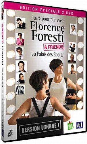 Juste pour rire avec Florence Foresti & Friends au Palais des Sports